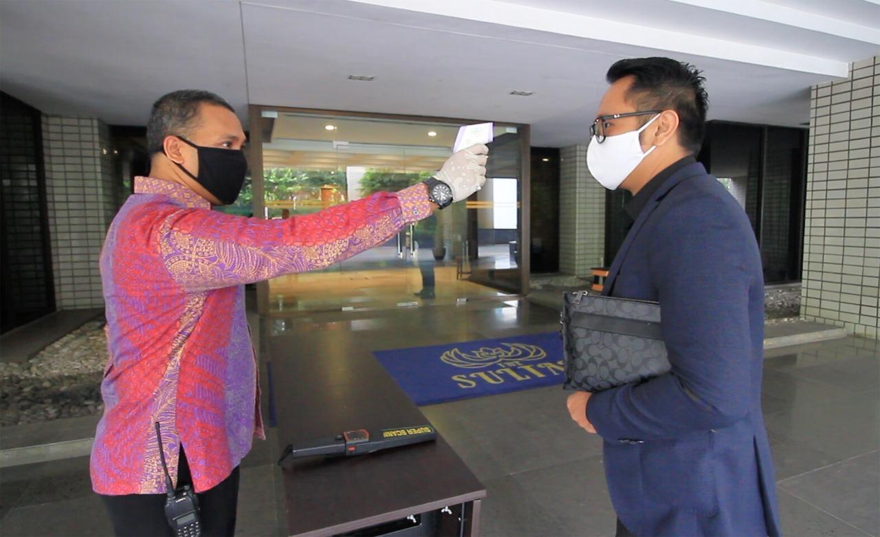 The Sultan Hotel Residence Jakarta Terapkan Protokol Kesehatan