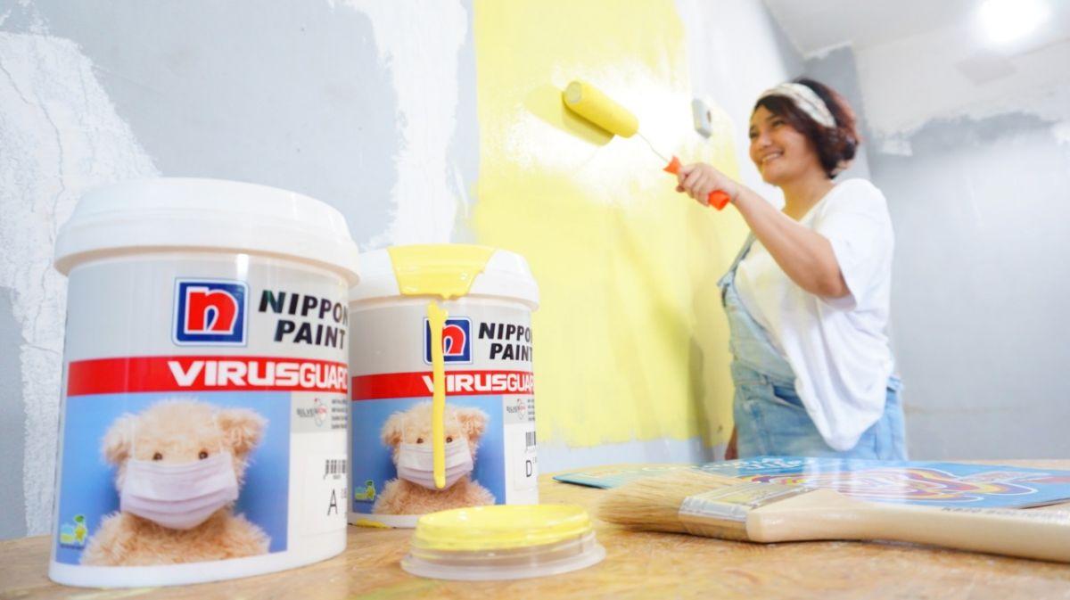 Begini Tips Memilih Warna Cat untuk Lengkapi Dekorasi Rumah