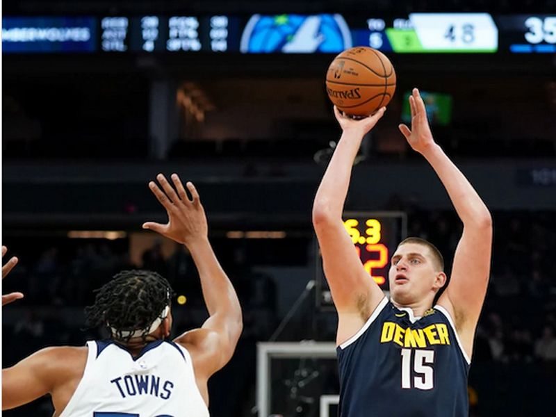 Twitter @nuggets
