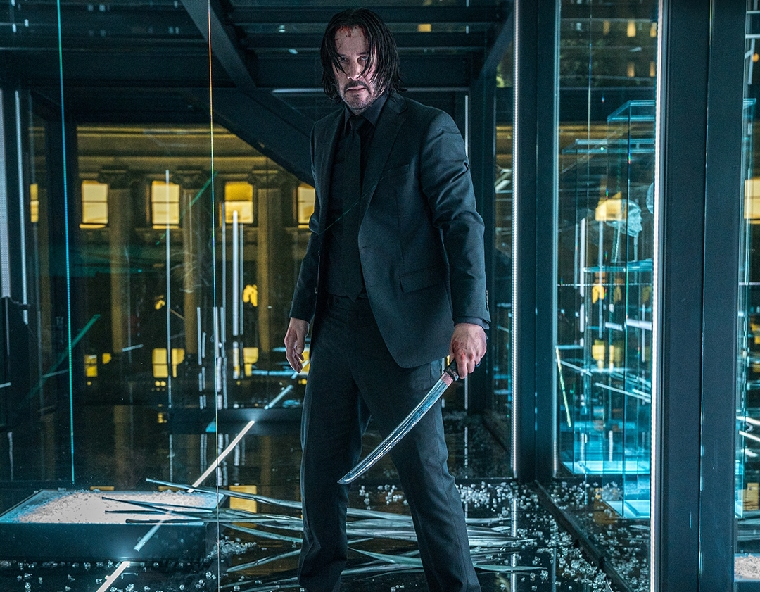 Instagram @johnwickmovie