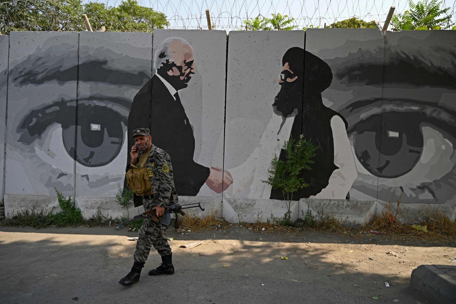 AFP/Wakil Kohsar