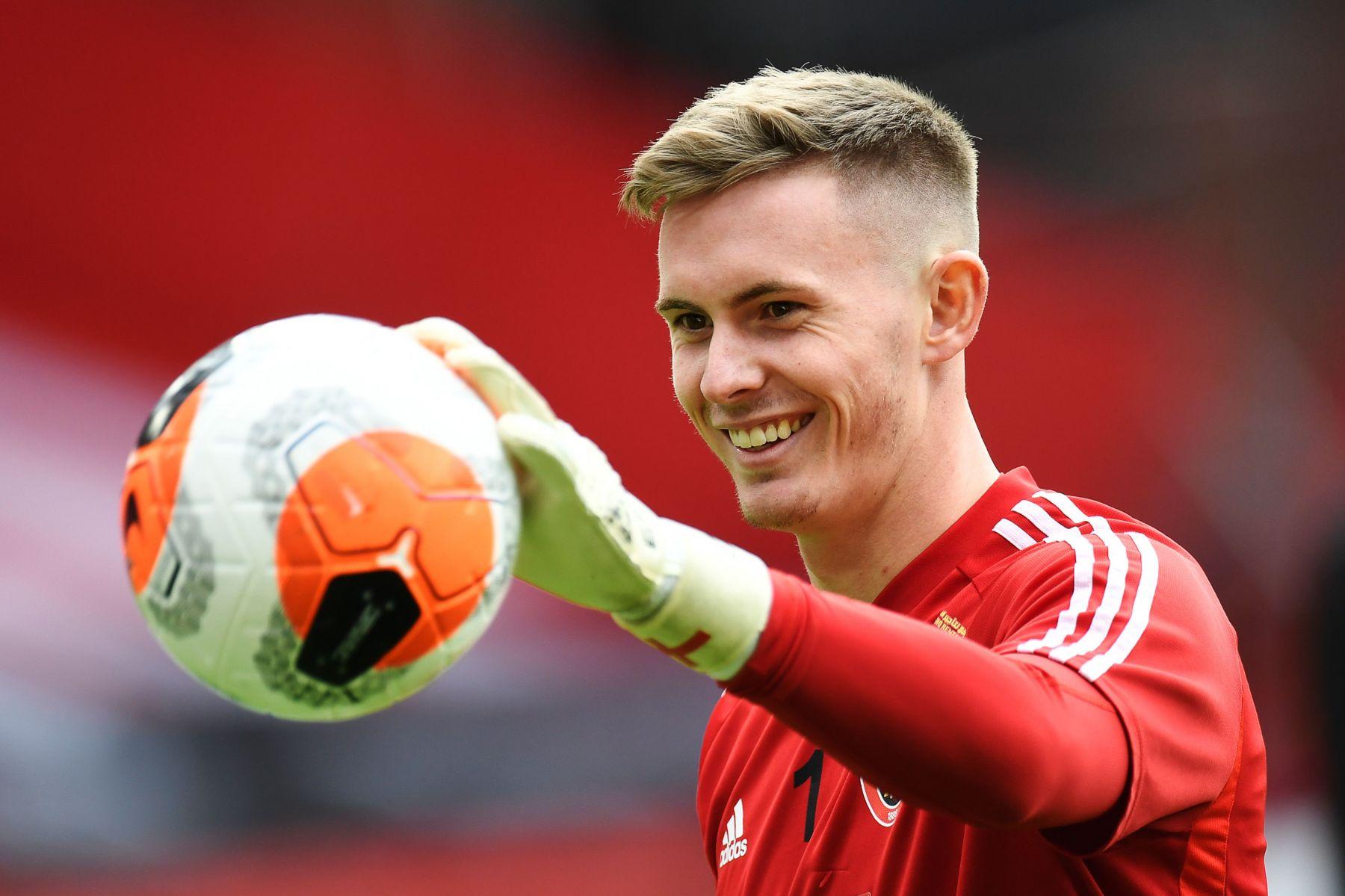 Dean Henderson Buka Jalan Pulang ke Old Trafford