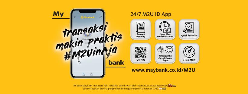Facebook Maybank Indonesia