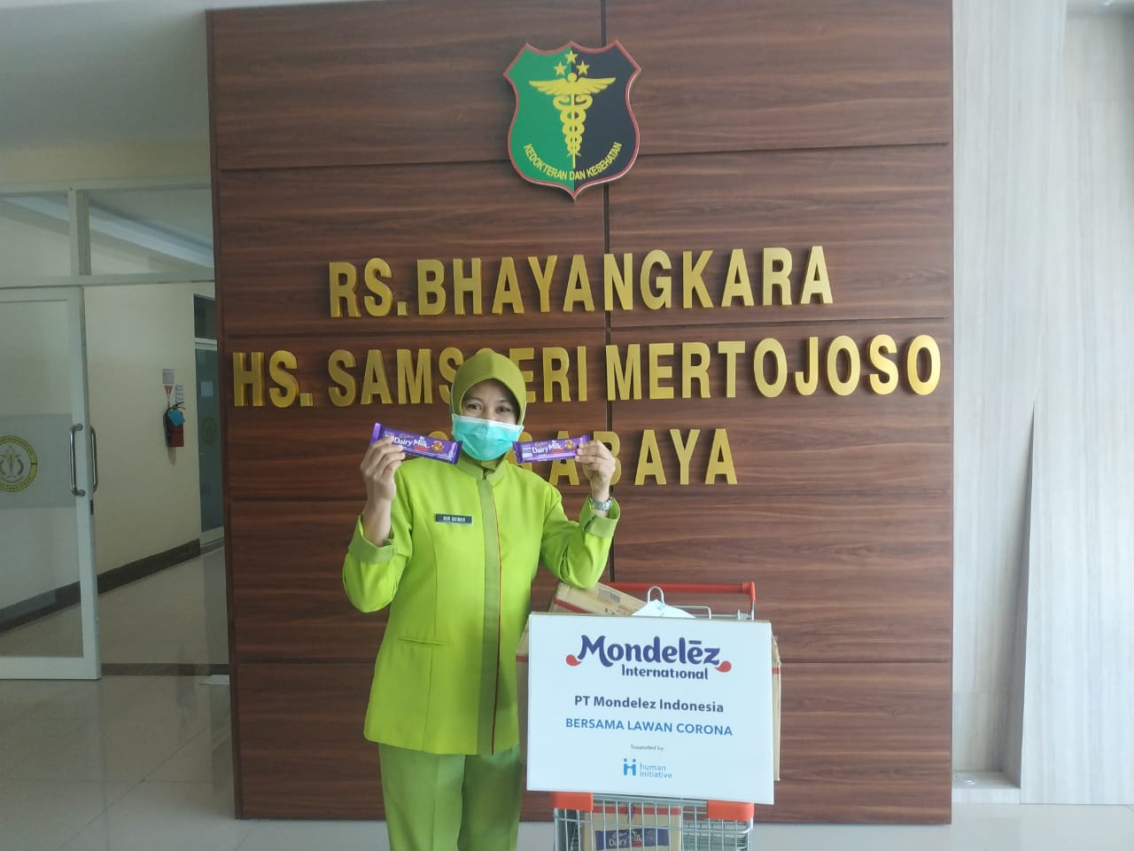 Dok.Mondelez Indonesia