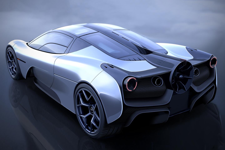 Gordon Murray Automotive/via Newatlas