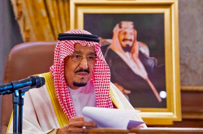 AFP/Bandar AL-JALOUD / Saudi Royal Palace