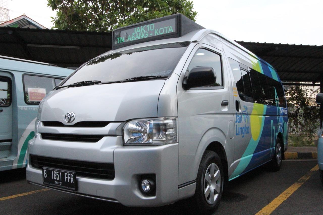 Dok. PT Transportasi Jakarta