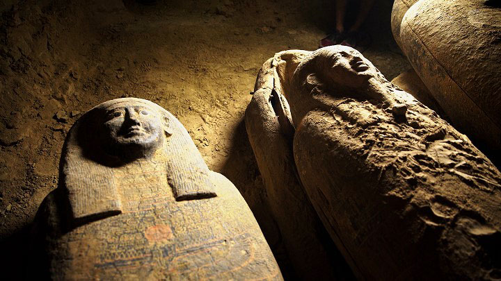 Egyptian Ministry of Antiquities / AFP