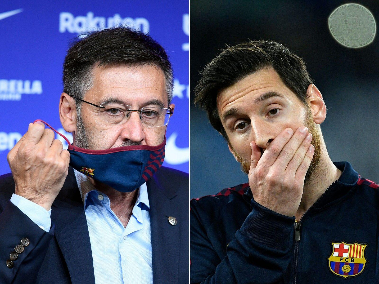 Josep LAGO and Filippo MONTEFORTE / AFP