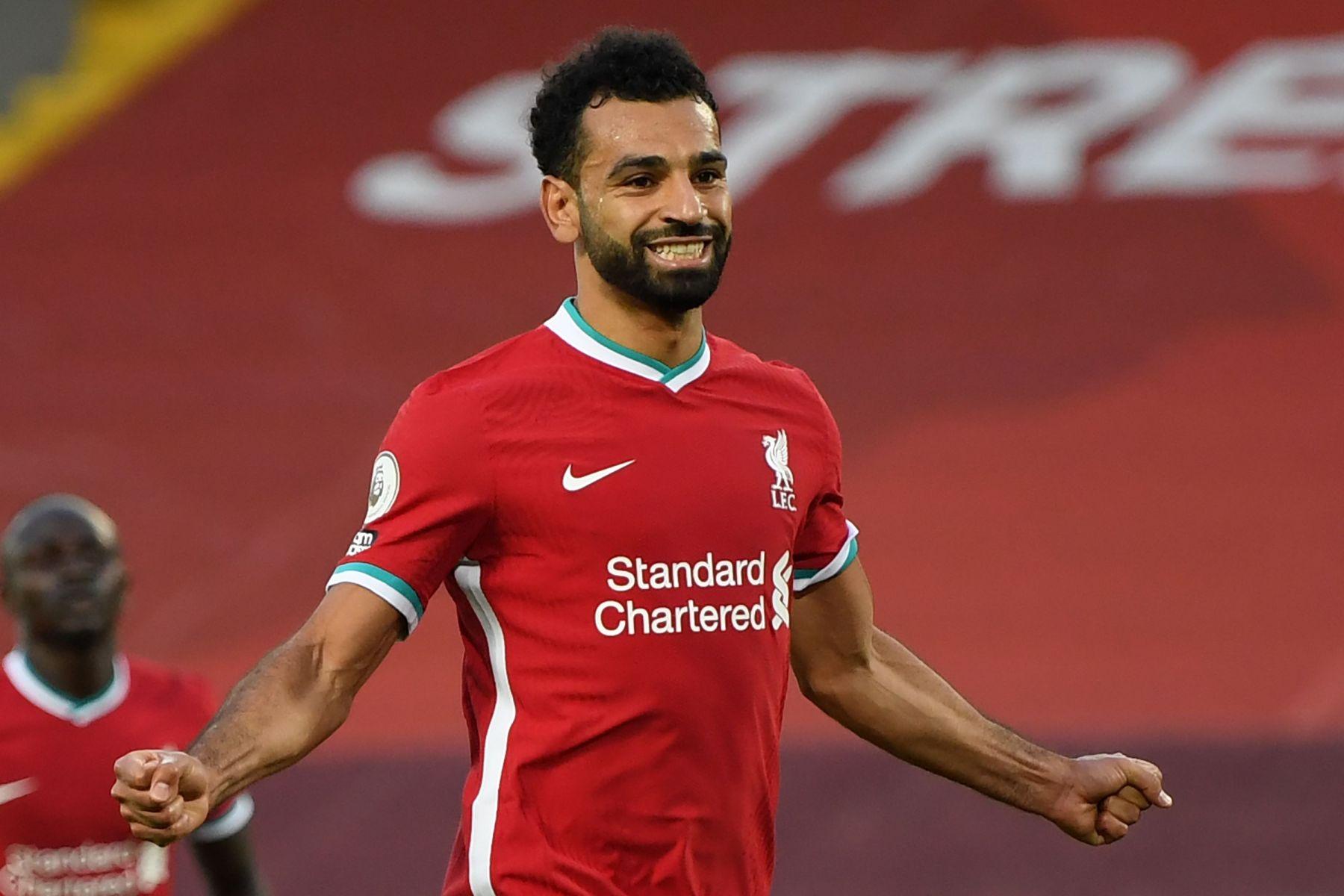 Rekor Mohamed Salah di Pekan Pertama