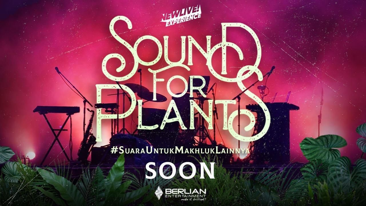 Sound for Plants