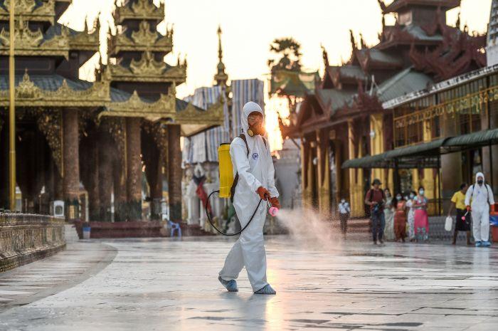 AFP/Ye Aung Thu