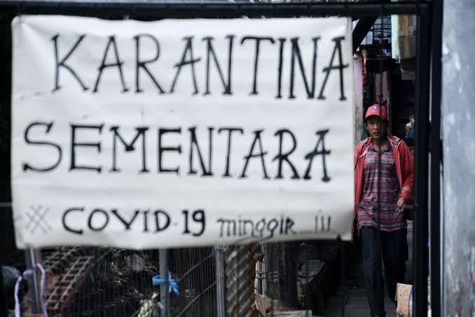 Psbb Jakarta Diperketat Hanya 11 Sektor Boleh Beroperasi