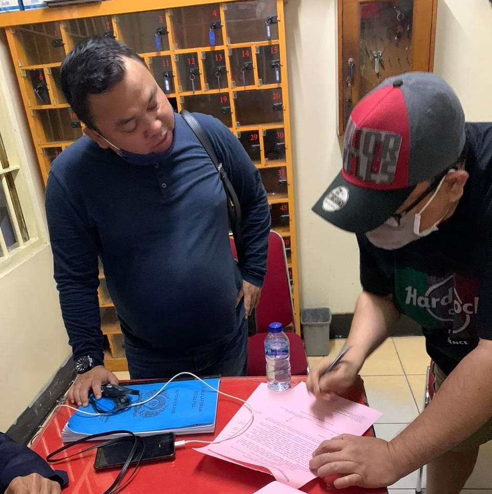 Dok: Puspen Kejaksaan Tinggi DKI Jakarta
