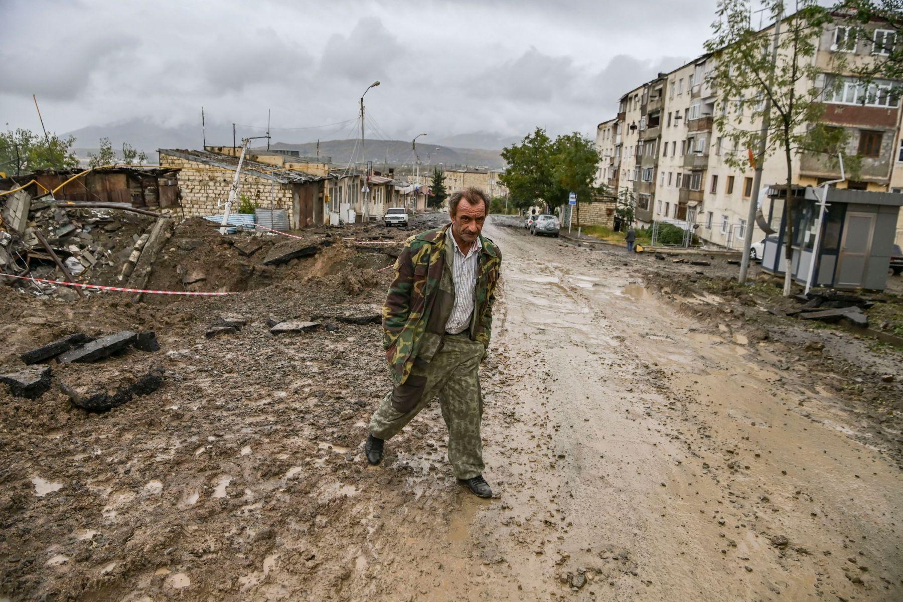 AFP/Aris Messinis