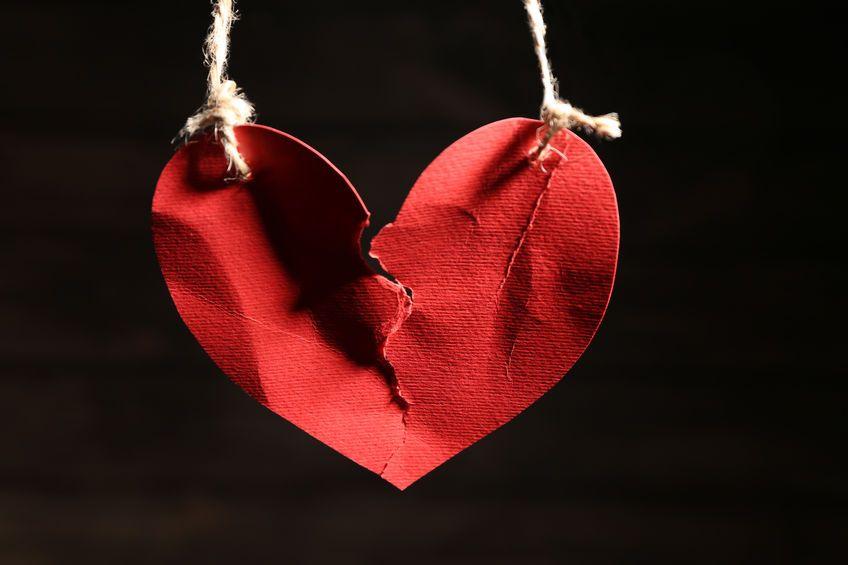 Inilah Tujuh Jenis Sakit Hati yang Sukar Sembuh