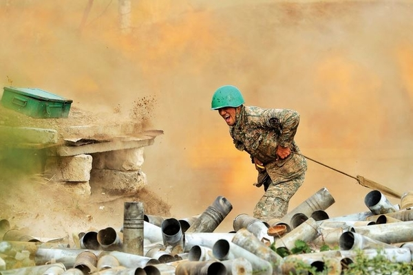 AFP/KEMENTERIAN PERTAHANAN ARMENIA