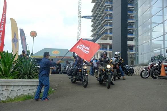 Royal endfield Indonesia