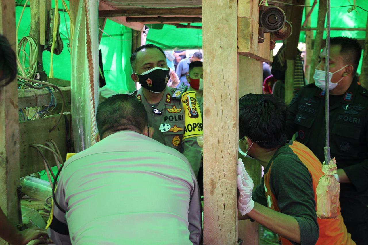 Dok Polres Kotawaringin Barat
