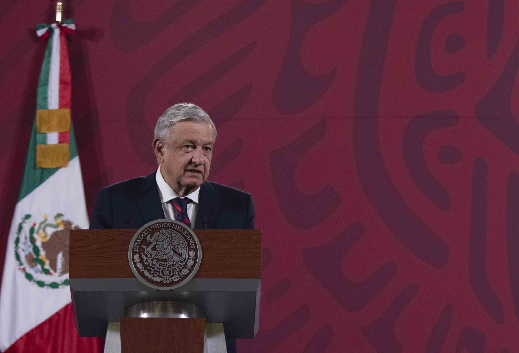 AFP/Mexican Presidency