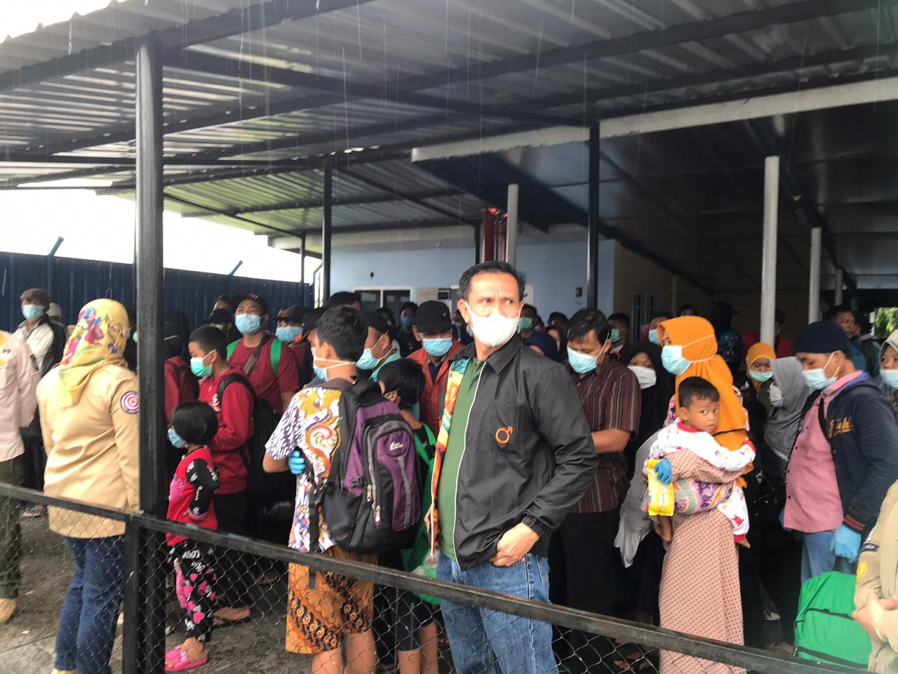 Dok Dinas Sosial Pemprov Sulawesi Selatan