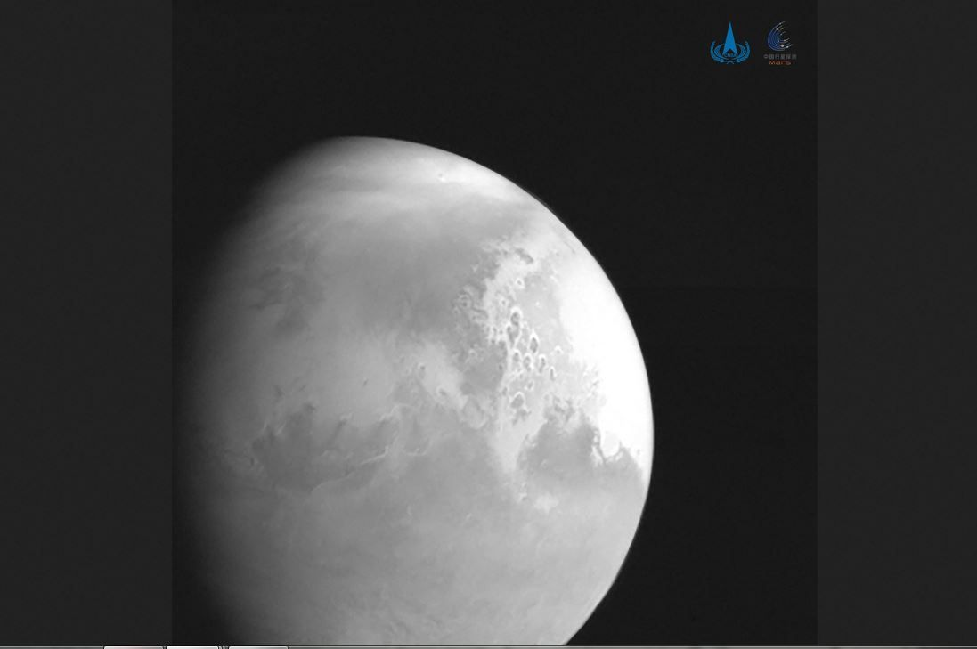 AFP/China National Space Administration