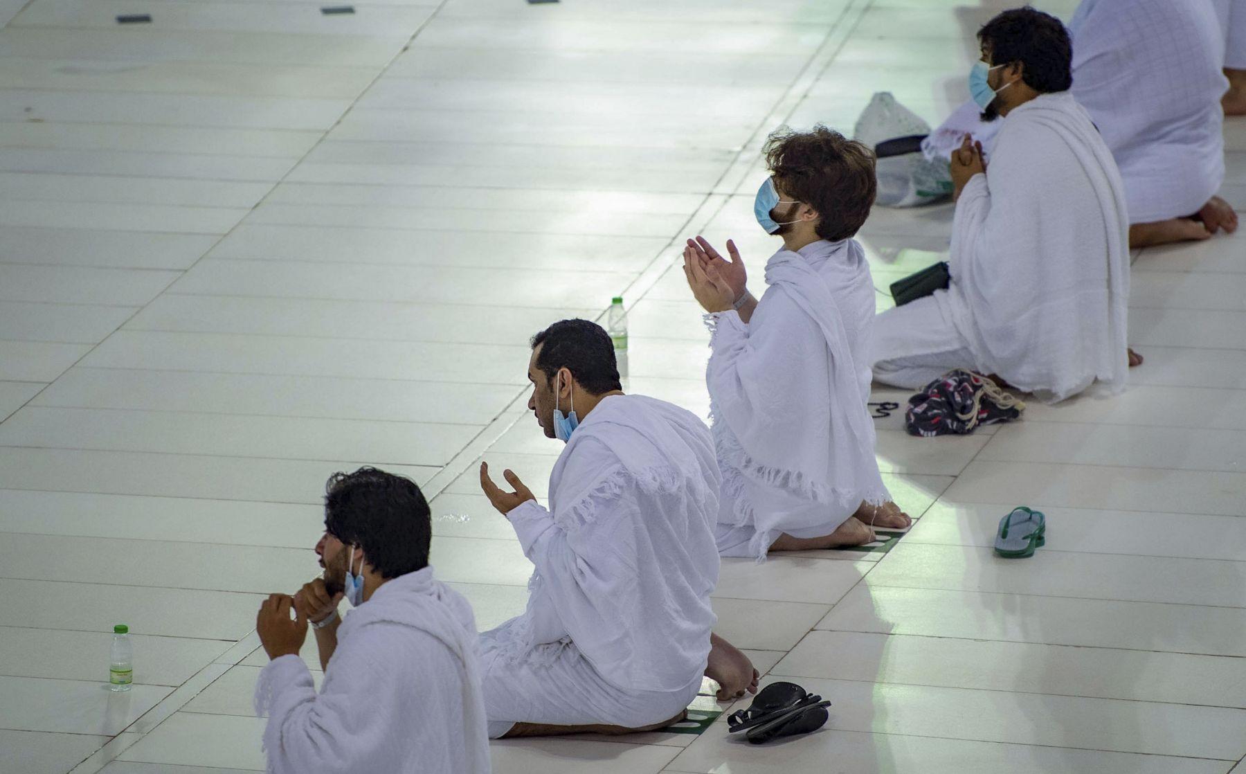 AFP-Kementerian Haji dan Umrah Arab Saudi