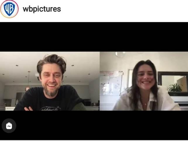 Instagram Warner Bros.