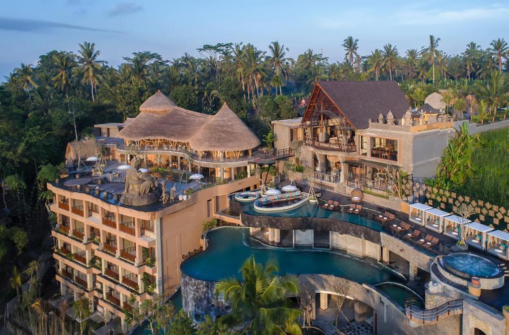 Dok.The Kayon Jungle Resort