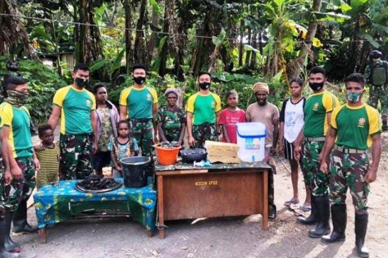 ANTARA News Papua/HO-Pendam XVII/Cenderawasih