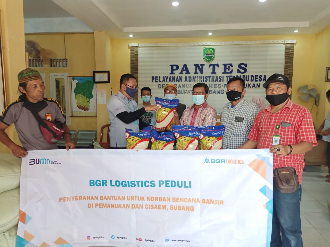 DOK BGR Logistics