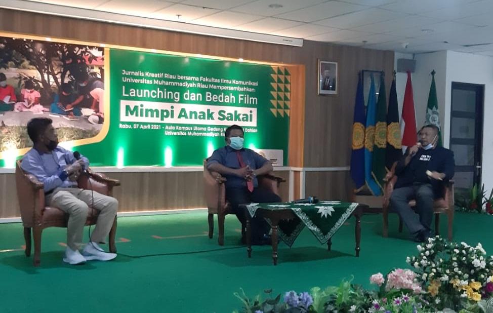 DOK Forum Jurnalis Kreatif Riau.