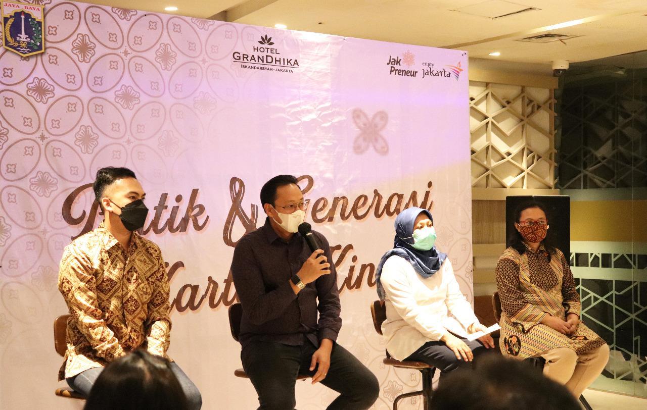 Dok : Dinas Pariwisata dan Ekonomi Kreatif (Disparekraf) Provinsi DKI Jakarta
