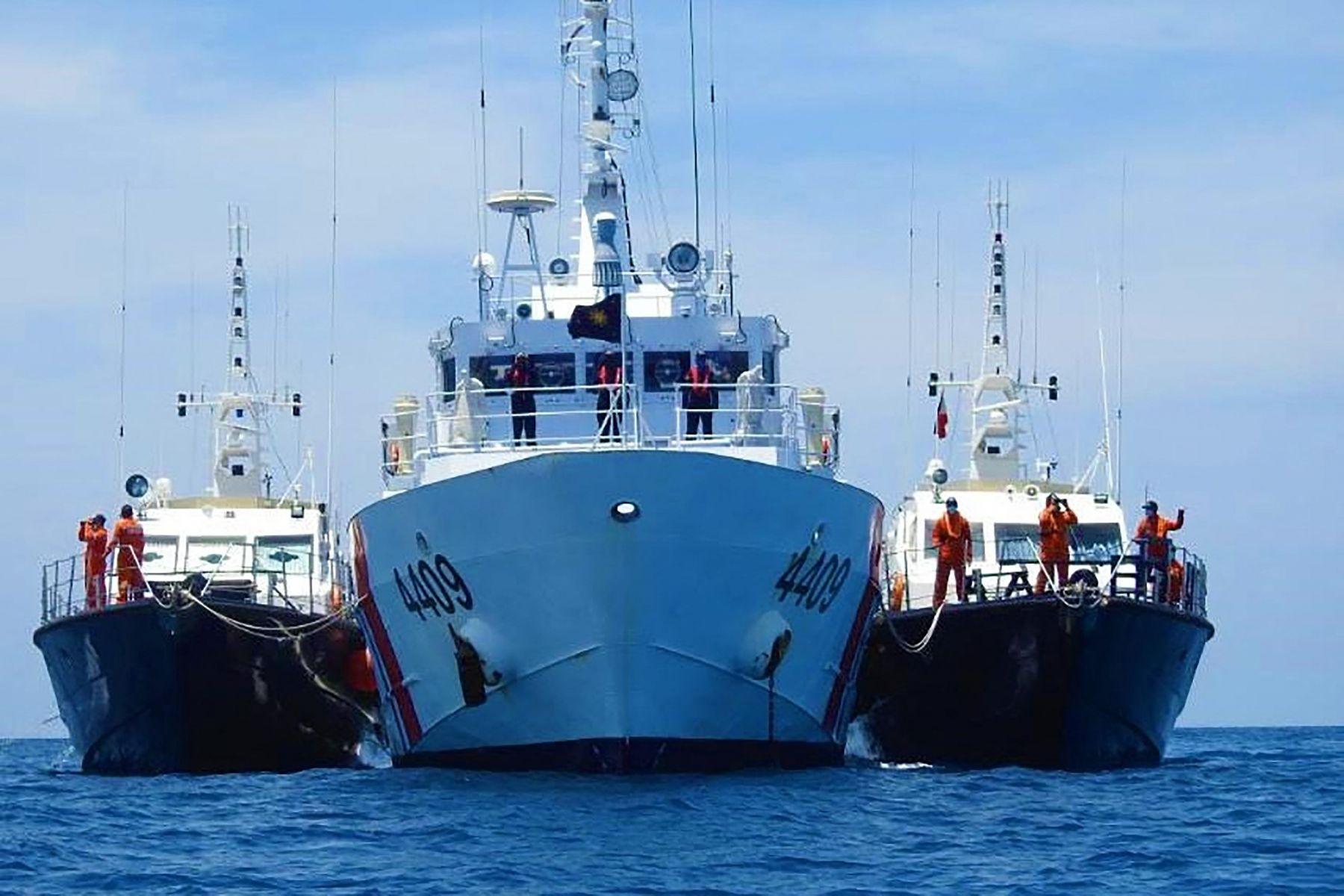 Philippine Coast Guard/AFP