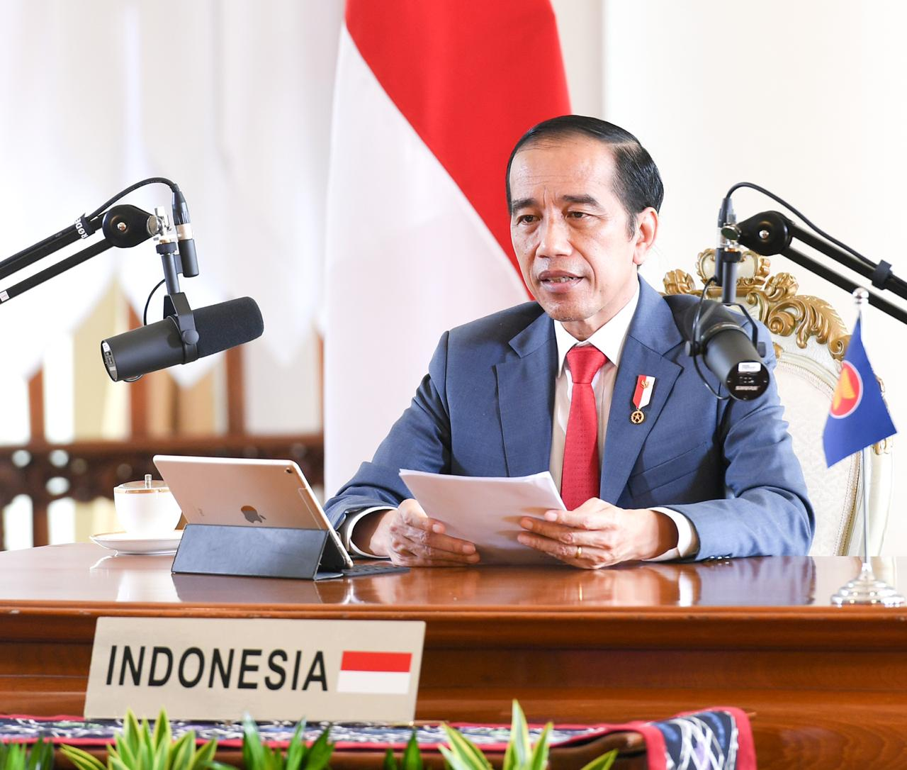 Dok Biro Pres Sekretariat Presiden/ Muchlis jr