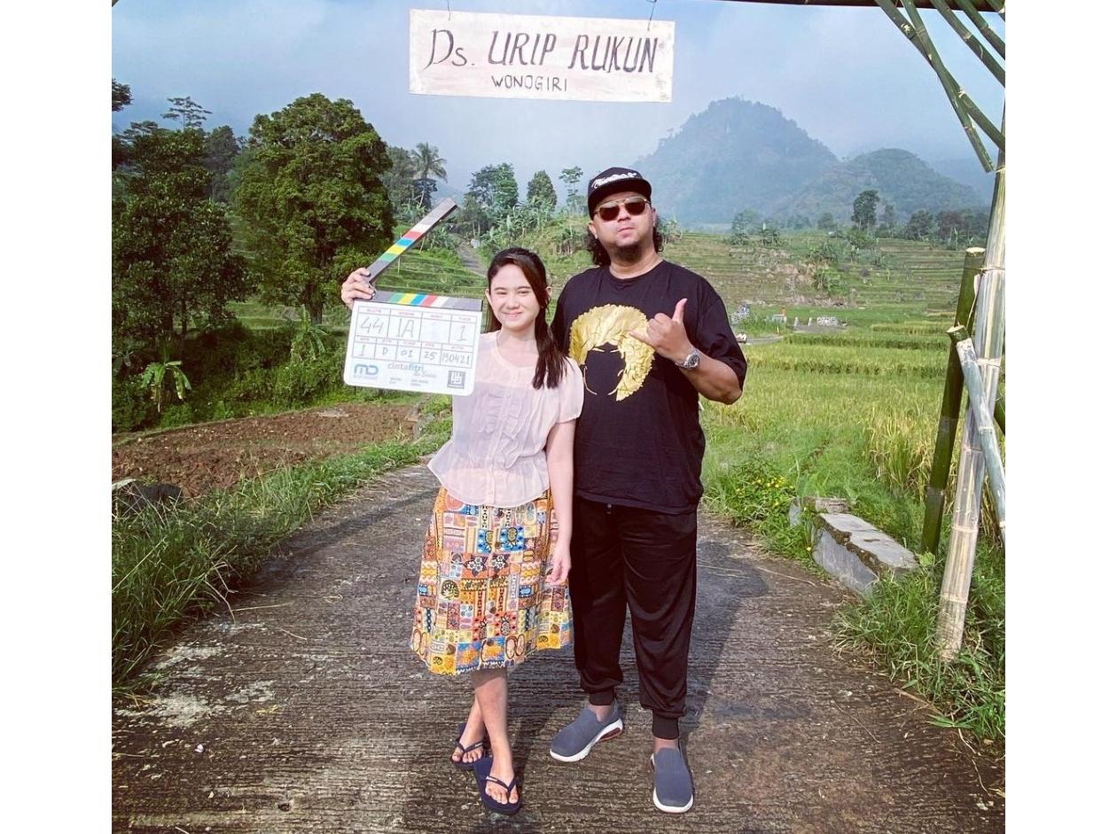 Dok. Instagram Anggy Umbara