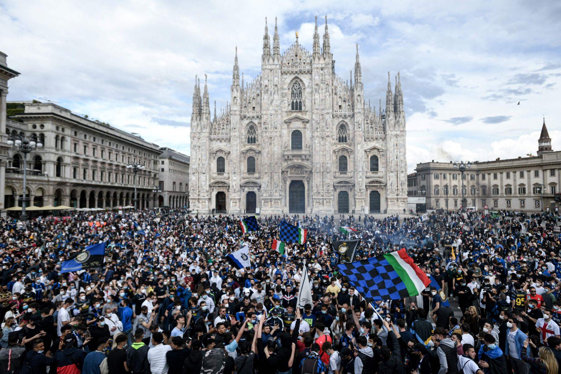 AFP/Piero CRUCIATTI