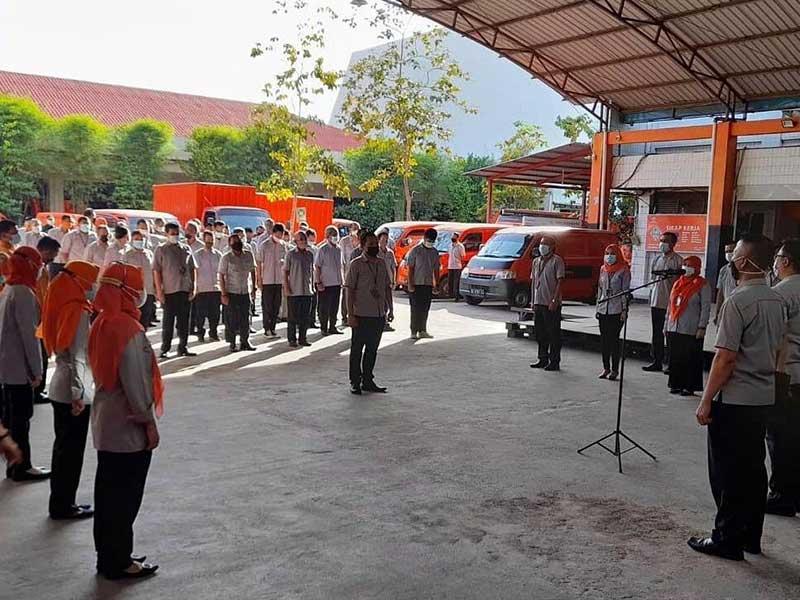 Dok. PT Pos Indonesia