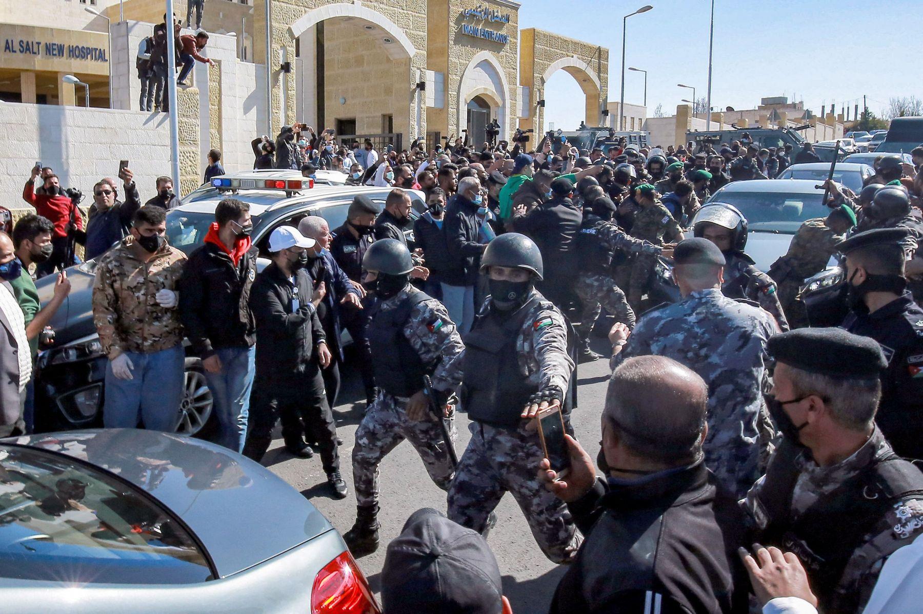 AFP/Khalil MAZRAAWI