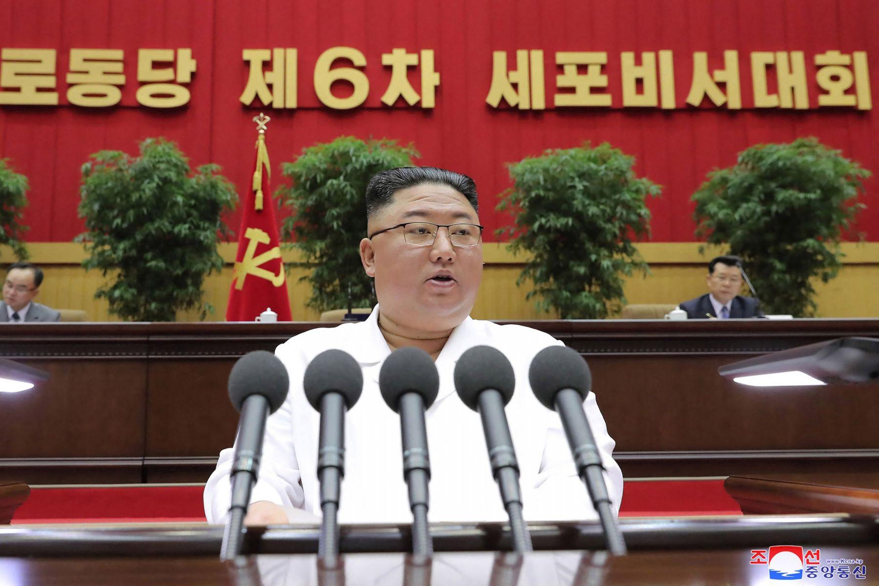 TR / KCNA VIA KNS / AFP