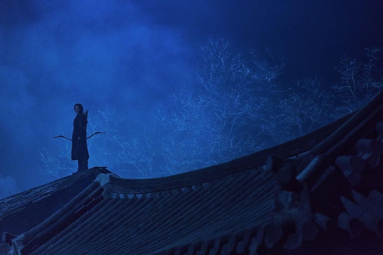 Salah satu adegan film Kingdom