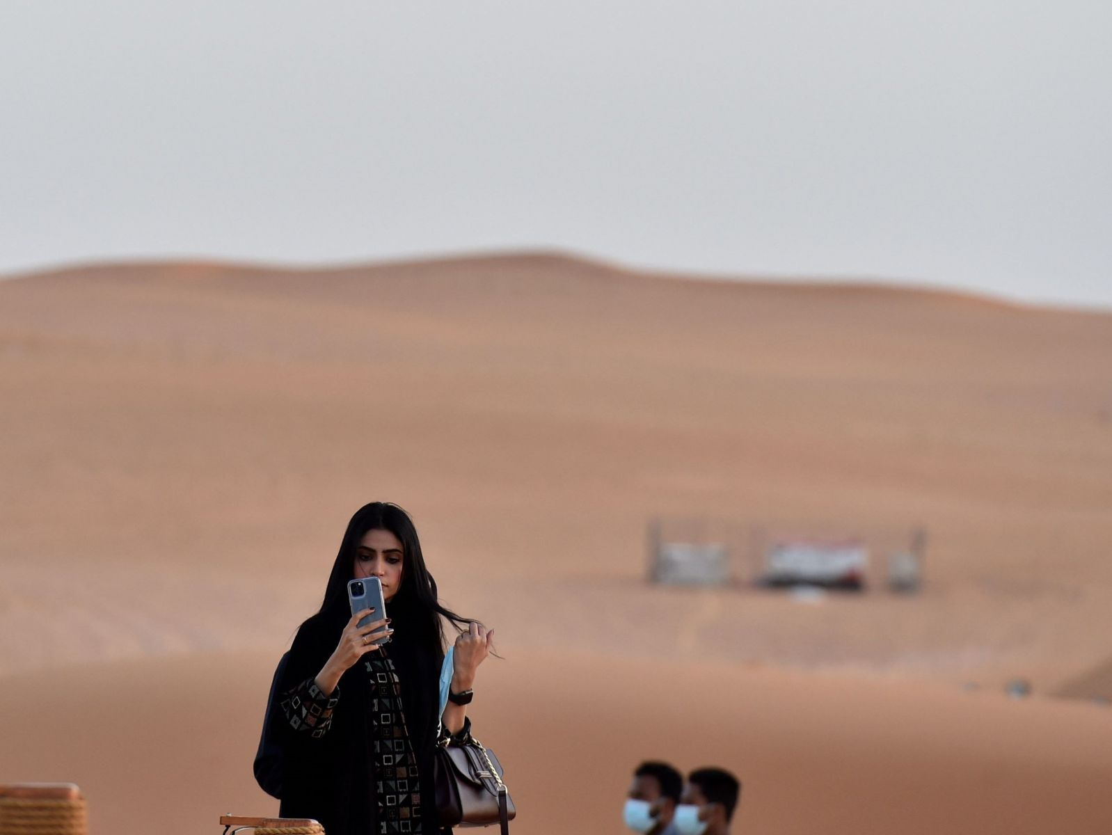 AFP/Fayez Nureldine.