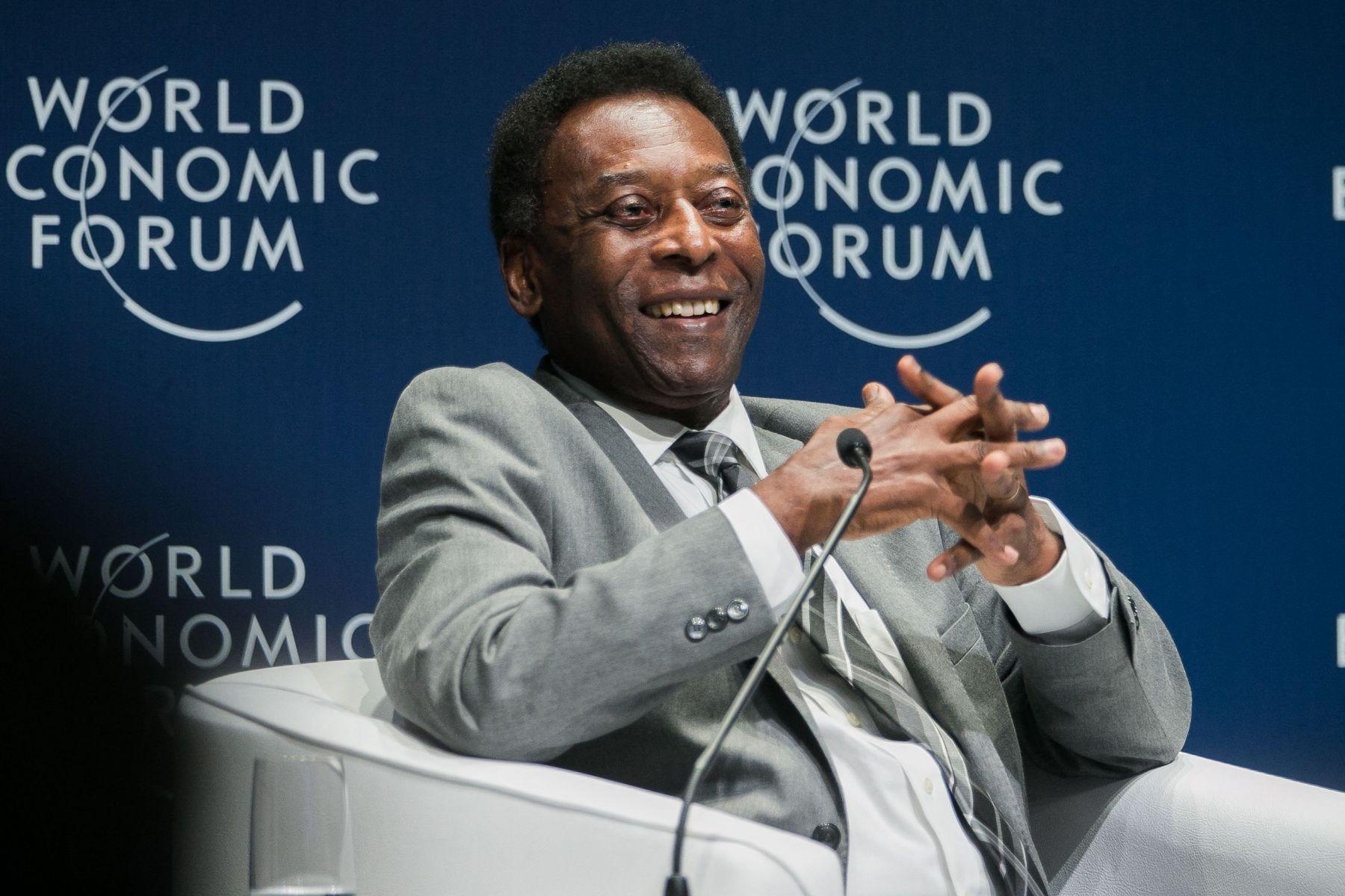 AFP/VON LOEBELL / World Economic Forum (WEF)