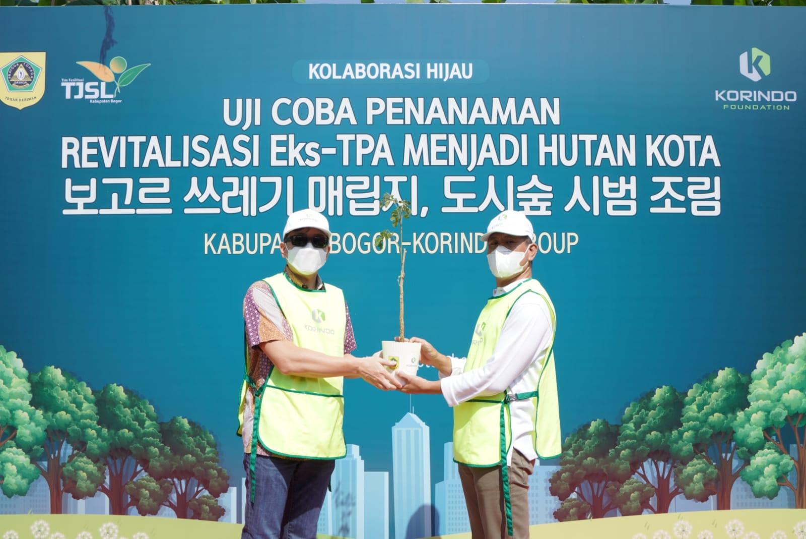 Dok.Korindo/Pemkab Bogor