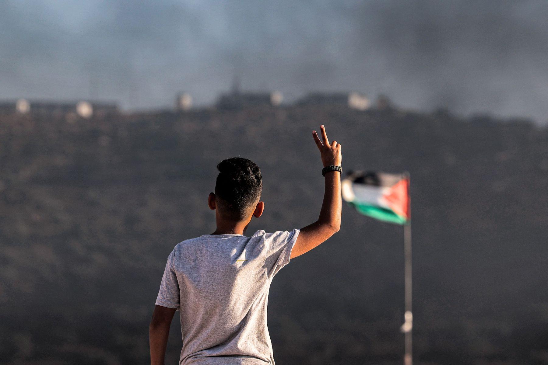 JAAFAR ASHTIYEH / AFP