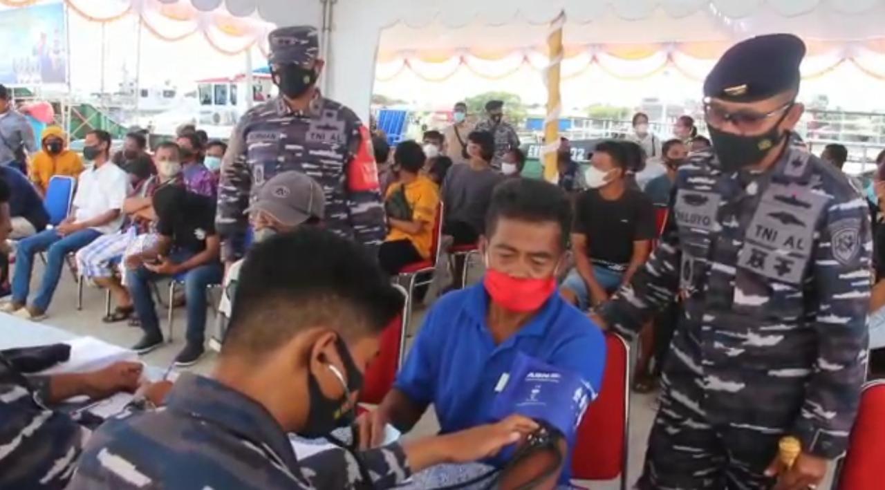 MI/Pen TNI AL Morotai