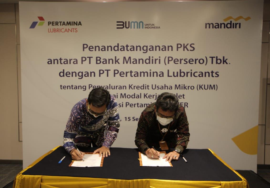 Dok Bank Mandiri