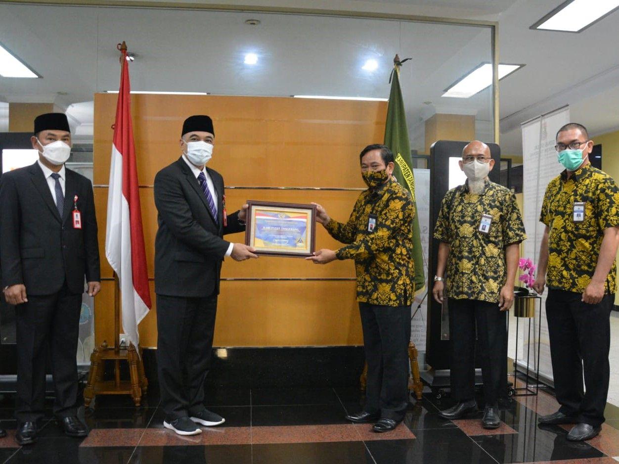 DOK Humas Kabupaten Tangerang.