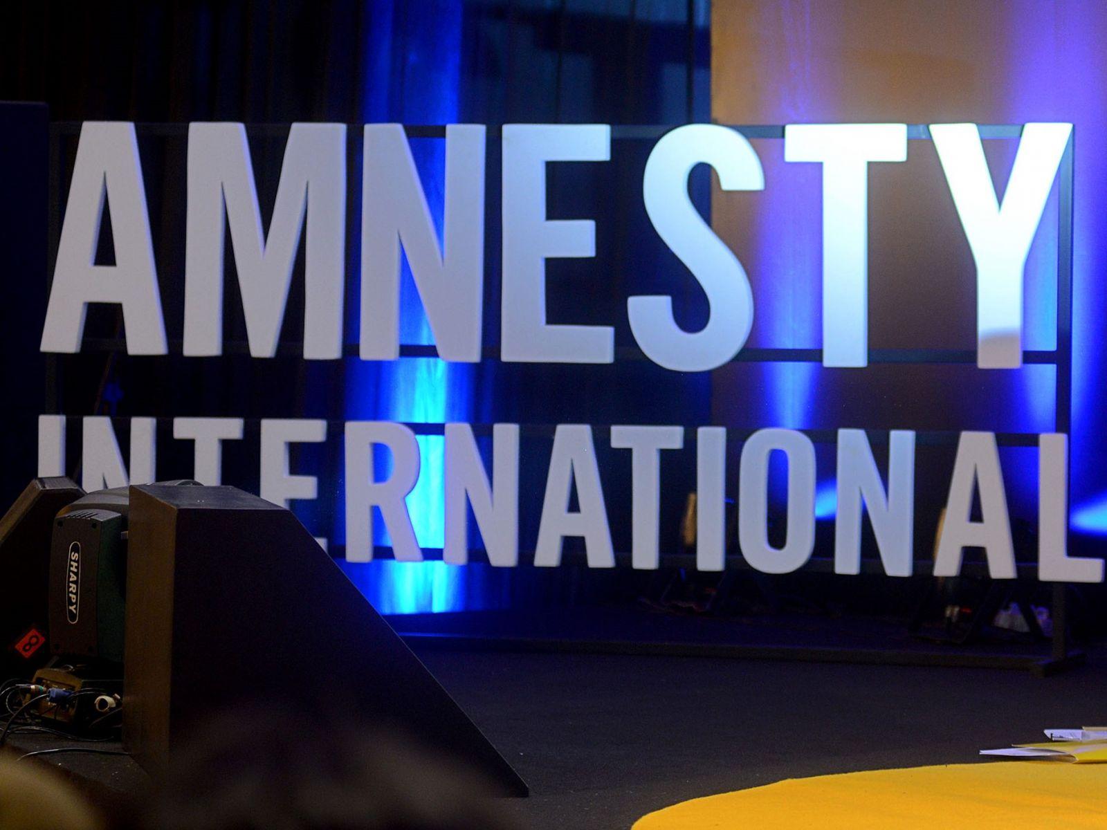 DOK Amnesty International.
