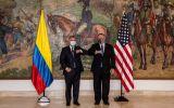 AFP/NICOLAS GALEANO / Colombian Presidency